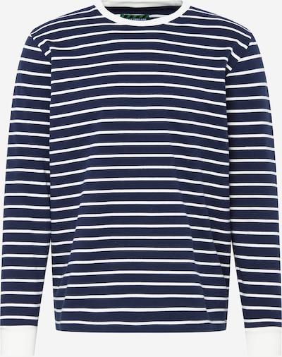 Urban Threads Tričko - námornícka modrá / biela, Produkt