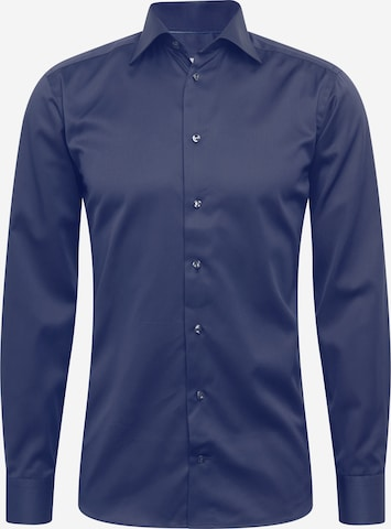 ETON Hemd 'Signature Twill' in Blau