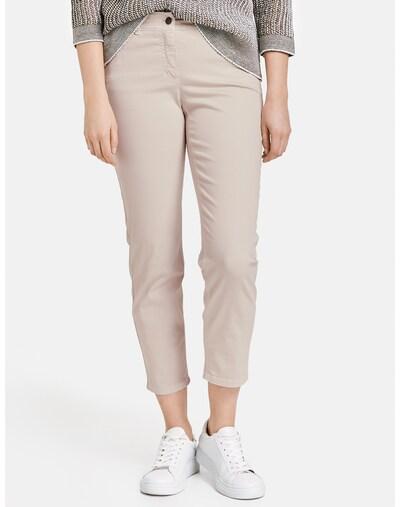 GERRY WEBER Jeans in beige, Modelansicht