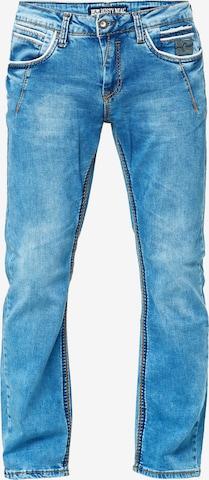 Rusty Neal Jeanshose in Blau