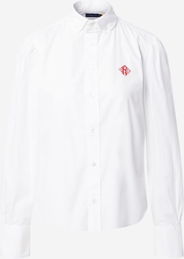 Polo Ralph Lauren Μπλούζα 'BRIA' σε καρπουζί / offwhite, Άποψη προϊόντος