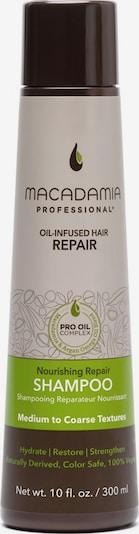 Macadamia Haarshampoo 'Nourishing Repair' in beige / braun / grün, Produktansicht