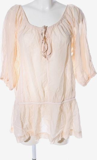 by Marlene Birger Transparenz-Bluse in XL in nude, Produktansicht