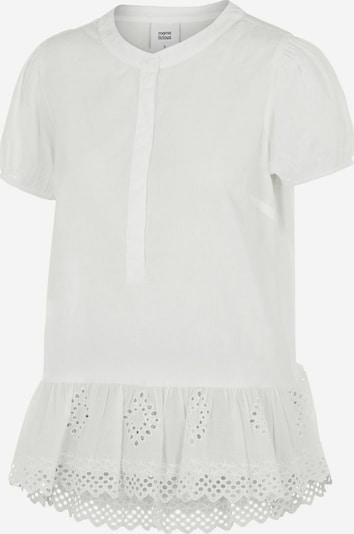 MAMALICIOUS Blusa 'Grazie' en blanco, Vista del producto