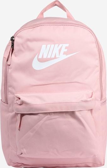 Nike Sportswear Rucksack in hellpink / weiß, Produktansicht