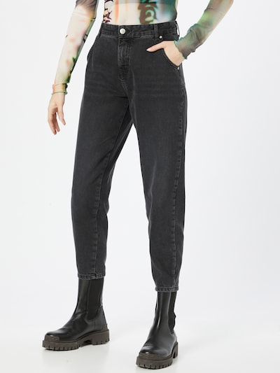 Jeans 'TROY' ONLY pe negru denim, Vizualizare model