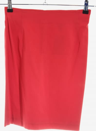 SINGH S. MADAN Minirock in S in rot, Produktansicht