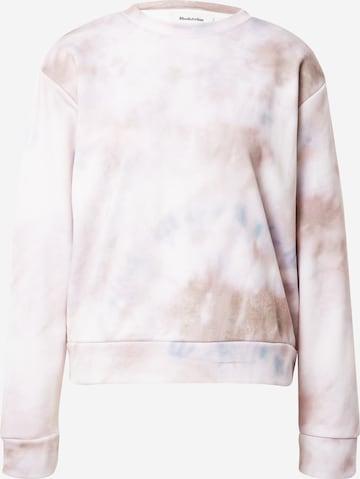 modström Sweatshirt 'Holly' in Grün