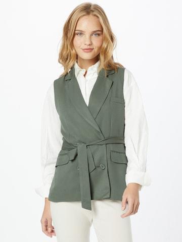 Aligne Suit Vest 'Echo' in Green