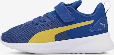 PUMA Sportschuh 'FLYER RUNNER' in blau / gelb / weiß, Produktansicht