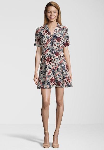 SCOTCH & SODA Sommerkleid mit Allover-Print in mischfarben, Modelansicht