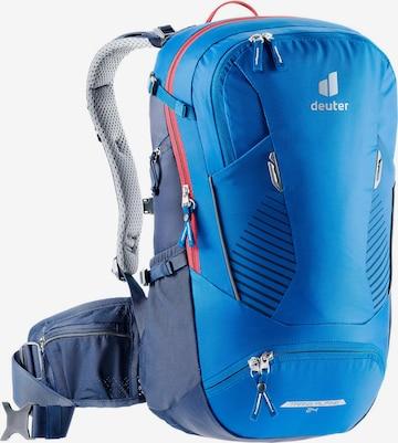 DEUTER Sports Backpack 'Trans Alpine 24' in Blue