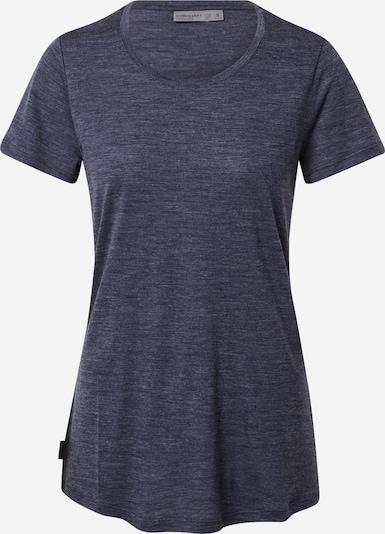Icebreaker Functioneel shirt 'Sphere' in de kleur Violetblauw, Productweergave