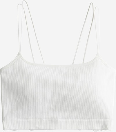 HOLLISTER Bra in white, Item view
