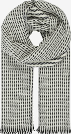 APART Schal schwarz-weiß in mischfarben, Produktansicht
