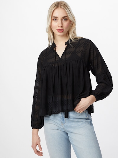ONLY Blouse 'NEW ELISA' in Black, View model