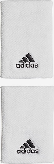 ADIDAS PERFORMANCE Schweißband in schwarz / weiß, Produktansicht