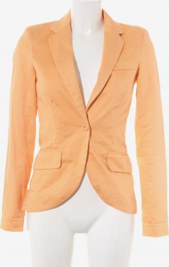 VERO MODA Jerseyblazer in XS in orange / apricot, Produktansicht
