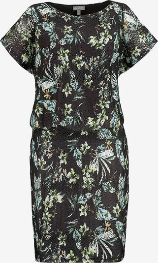 Gina Laura Kleid in mischfarben / schwarz, Produktansicht