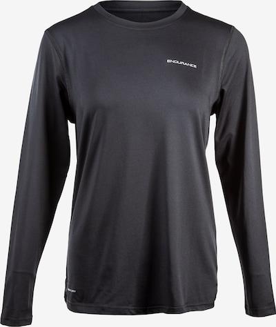 ENDURANCE Performance Shirt 'Yonan' in Black, Item view