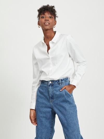 OBJECT Hemd in weiß, Modelansicht