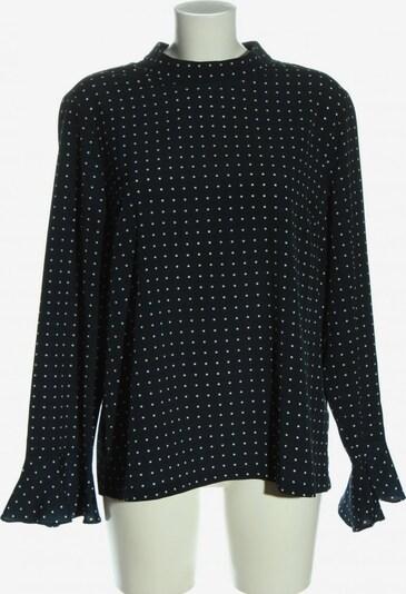 OPUS Langarm-Bluse in XL in schwarz / weiß, Produktansicht