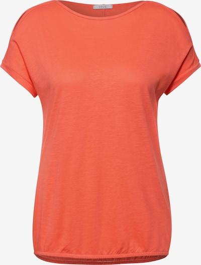 CECIL Shirt in koralle, Produktansicht