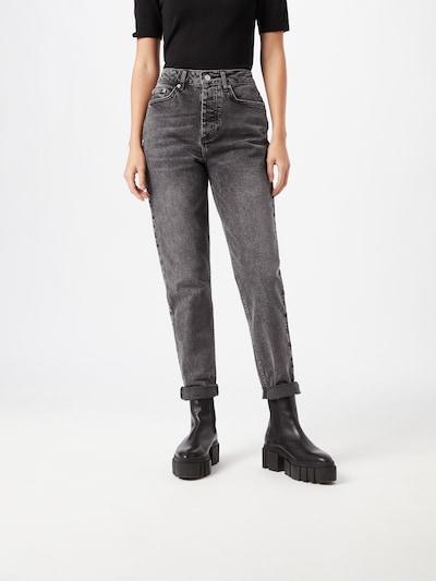 PIECES Jeans 'Scarlett' in hellgrau: Frontalansicht