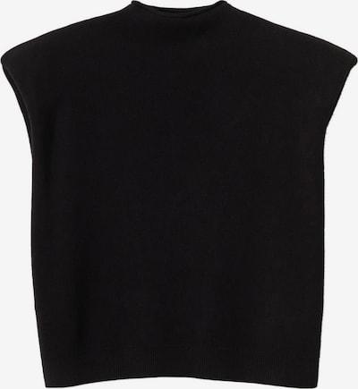 MANGO Weste 'Audrey' in schwarz, Produktansicht