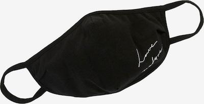 Marc O'Polo Stoffmaske in schwarz / weiß, Produktansicht