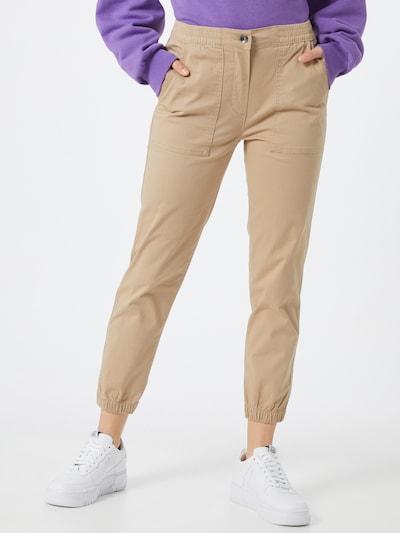Cotton On Hose in beige, Modelansicht