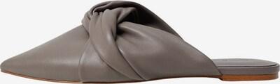 VIOLETA by Mango Pantolette in dunkelbraun, Produktansicht
