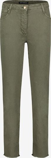 Betty Barclay Sommerhose mit offenem Saum in grün, Produktansicht