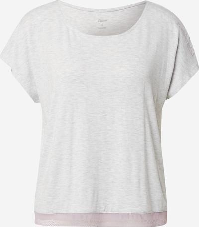 ETAM Pajama shirt 'MADDOX' in Light grey / Light pink, Item view