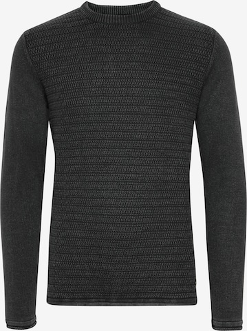 BLEND Strickpullover 'Taavi' in Grau