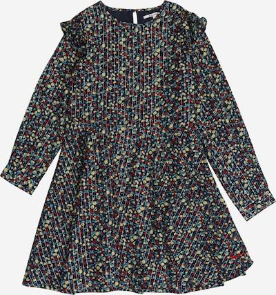 Pepe Jeans Kleid 'EVA' in nachtblau / gelb / mint / rot, Produktansicht