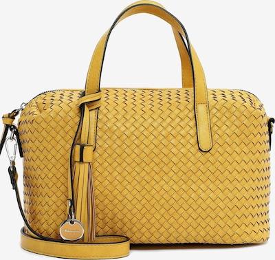 TAMARIS Handtasche 'Carmen' in gelb, Produktansicht