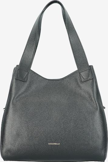 fekete Coccinelle Shopper táska 'Concrete Journal', Termék nézet