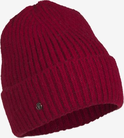 LOEVENICH Strickmütze ' Cozy Winter ' in rot, Produktansicht