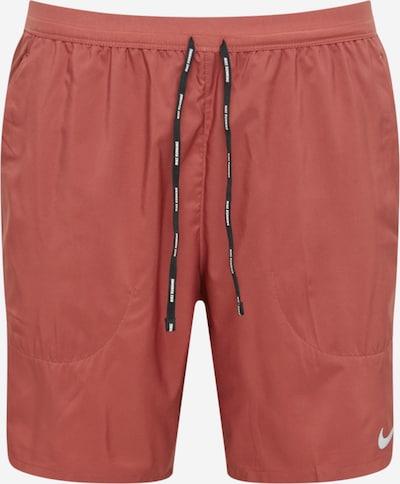 NIKE Športové nohavice 'Flex Stride' - hrdzavo červená, Produkt