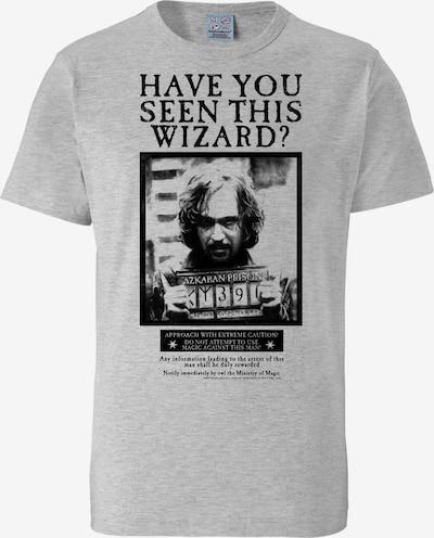 LOGOSHIRT Shirt in grau, Produktansicht