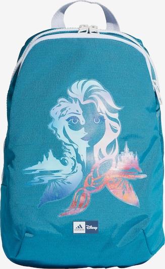 ADIDAS PERFORMANCE Rucksack 'Elsa' in türkis / mischfarben / weiß, Produktansicht