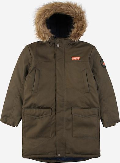 LEVI'S Zimní bunda - olivová, Produkt