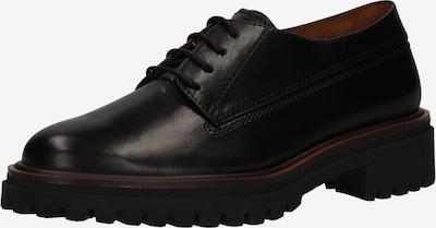 Pantofi cu șireturi Paul Green pe negru, Vizualizare produs
