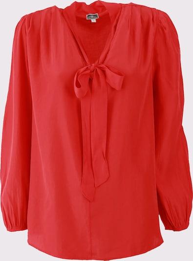 DreiMaster Maritim Schluppenbluse in rot, Produktansicht
