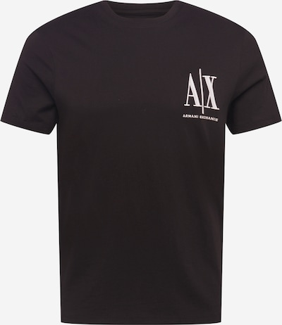 fekete / fehér ARMANI EXCHANGE Póló, Termék nézet