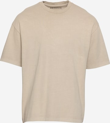 DRYKORN T-Shirt 'HUNT' in Beige