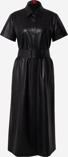 HUGO Dolga srajca 'Keleni-1' | črna barva, Prikaz izdelka