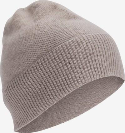 HALLHUBER Mütze in taupe, Produktansicht