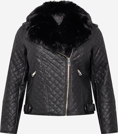 River Island Plus Jacke in schwarz, Produktansicht